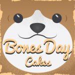 Bones Day Cake